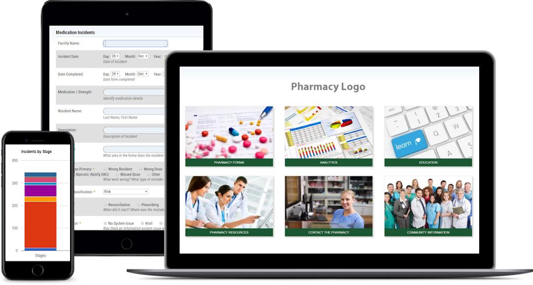 Pharmacy Portal App